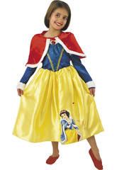 Disfraz niña Blancanieves Winter T-S Rubies 887091-S