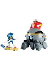 Sonic Vs Eggman Set