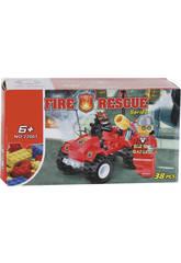 Quad Pompieri 38 pezzi