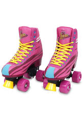 Soy Luna Patins à roulettes Roller Training (Taille 32/33)