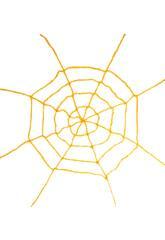 Tela de araña Amarilla 200x200 cm.