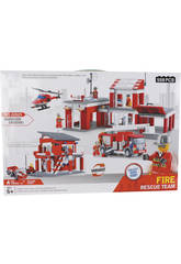 Caserne Des Pompiers 558 Pièces