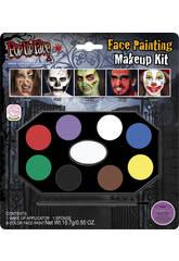 Make Up-Trucco Viso Halloween