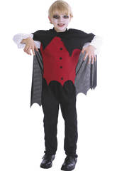 Disfraz Vampiro Niño Talla M
