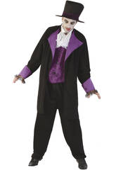 Disfraz Vampiro Duque Hombre Talla XL