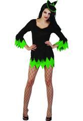 Disfraz Brujita Mujer Talla XL