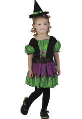 Kostüm Grüne Hexe Baby Größe M