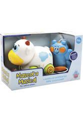 Mascota Musical 15 cm. Teledirigida