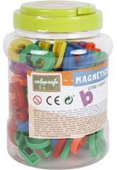 Lettere e Numeri Magnetici di 80 Pezzi