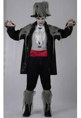 Déguisement Vampire Zombie Homme taille XL
