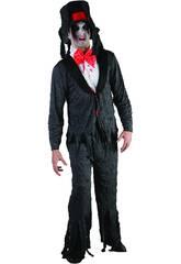 Maschera Sposo Morto Uomo Taglia XL