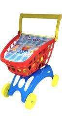 Carrito Supermercado Con Accesorios 50x41x25cm Vicam Toys 20-JU
