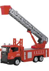 Camion giocattolo 1:43 Pompieri 22 cm.