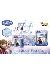 Kit Vestidos Frozen