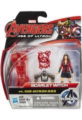 Avengers Figura 6 cm. Pack 2 Hasbro B0423EU4