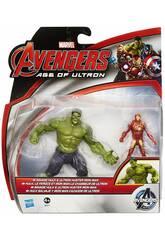 Avengers Figure De Luxe 6 cm