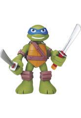 Tortugas Ninja. Figura 15 cm con sonidos.