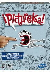 Juego Mesa Pictureka Hasbro Gaming B0731105