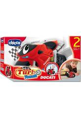 Moto Turbo Touch Ducati Rouge