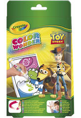Toy Story mini album da colorare con pennarelli