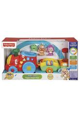 Fisher Price Train Intéractif Chiot