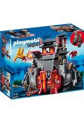 Playmobil Gran Castillo del Dragon Asiatico