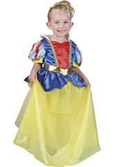 Disfraz Princesa de las Nieves Bebé Talla S