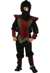 Déguisement Ninja Bebé Taille S