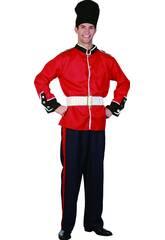 Disfraz Guardia Real Hombre Talla XL
