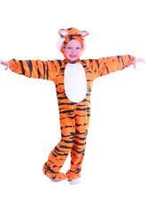 Disfarce Tigre Bebé Tamanho S