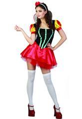 Kostüm Sexy Eisprinzessin Frau Größe L