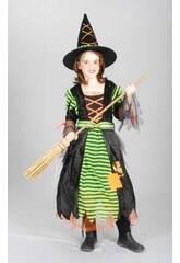 Kostüm Hübsche Hexe Mädchen Größe L