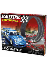 Scalextric Circuit Compact Loopinator