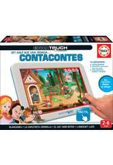 Educa Touch Junior Contacontes Catalán de Educa 16205