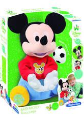 Peluche Mickey con Palla