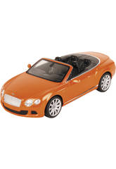 Radio Control 1:12 Bentley Continetal Gt Speed Teledirigido
