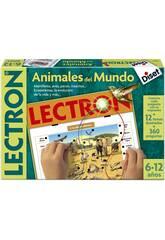 Lectron Animales del Mundo Diset 63810