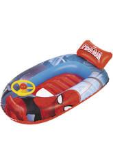 Barque Spiderman 112x70cm. Bestway 98009