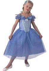 Costume Cinderella Girl Ação Ao Vivo T-S Rubies 610777-S