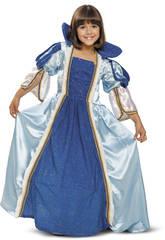 Déguisement Bébé L Princesse Bleu