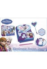 Frozen Elektronisches geheimes Tagebuch
