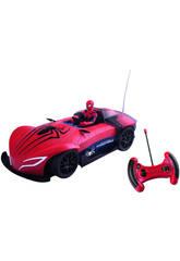 Radio Controle Spider Car Spiderman IMC Toys 551220