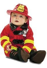 Costume Bebé M Pompiere