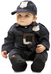 Disfraz Bebé M Policía con Gorra