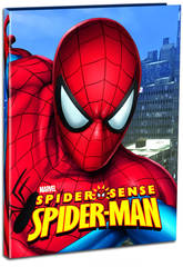 Carpeta Anillas Spiderman City