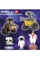 Wall-E figures action