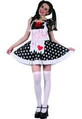 Disfraz Alicia Sangrienta Mujer Talla XL
