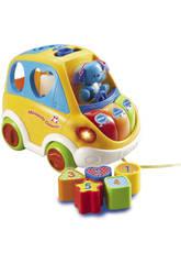 Miniauto de Juguete Colorín Azul