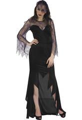 Disfraz Viuda Araña Mujer Talla L