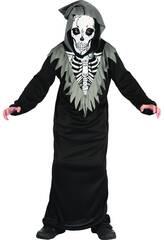 Déguisement Squelette Garçon Taille L